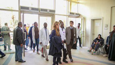La Fondation Merck en partenariat avec l'Institut National du Cancer d'Egypte fournira un Master en Oncologie Médicale aux Médecins Africains
