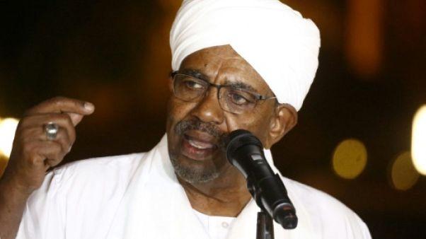 Soudan: manifestation de soutien au président Béchir à Khartoum
