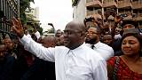 Catholic Church rejects Congo vote result, loser decries 'coup'