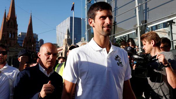 Djokovic, Federer, Serena remain favourites to win opening Grand Slam