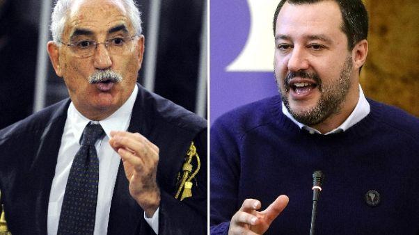 Csm 'assolve' Salvini per lite Spataro