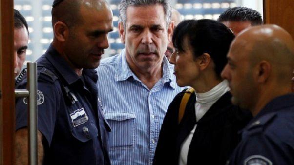 Israël: 11 ans de prison en vue pour un ex-ministre accusé d'espionnage pour l'Iran