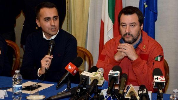 Di Maio e Salvini tessono tela in Europa