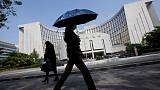 China central bank says to step up policy support for economy