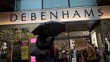 Debenhams lenders hire FTI to advise on restructuring - Sky News