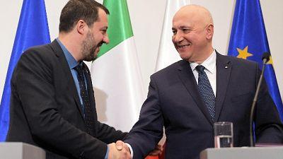 Salvini,Polonia e Italia protagoniste Ue