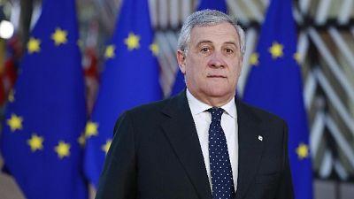 """Migranti, Tajani: """"Conte batte Salvini"""""""