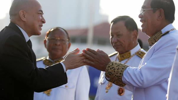 Cambodian jailed for three years for insulting king on Facebook