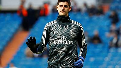 Madrid injury problems deepen with Courtois setback