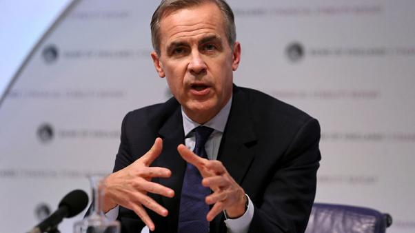 Bank of England will be 'prudent not passive' after Brexit - Carney