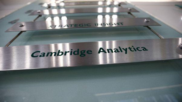 UK regulator wins case against Cambridge Analytica on data disclosure
