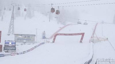 Troppa neve, cancellate gare a St.Anton