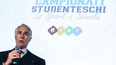 Malagò: Riforma non è più una battaglia