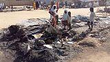 U.N. alarmed at uprooting of civilians in Nigeria's war with militants