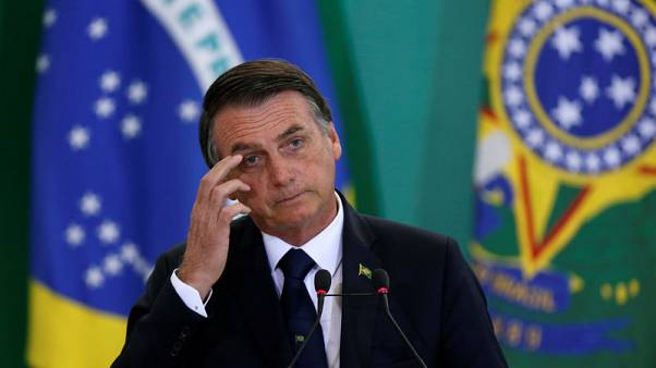 New Brazil government riven by divisions, policy confusion