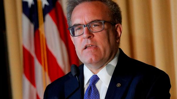 Trump nominates acting EPA head, an ex-coal lobbyist, to run agency