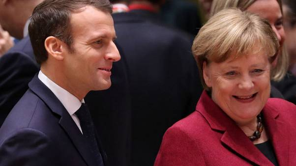 France, Germany approve extension of reconciliation treaty to shore up EU