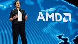 AMD shows off 7nm next-gen chips at CES, aims at Intel and Nvidia