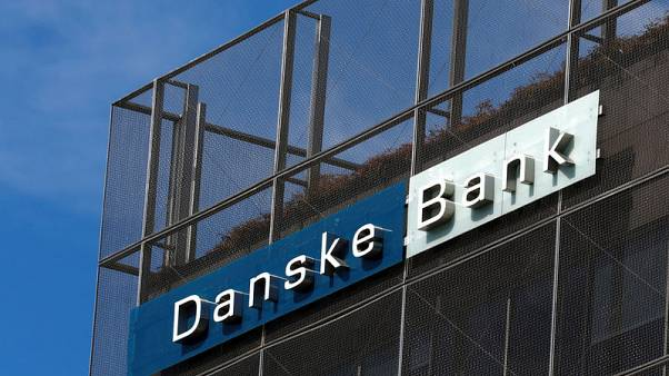 Danske Bank, ex-CEO are sued in U.S. over money laundering scandal