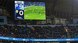 Coppa di Lega:Manchester City-Burton 9-0