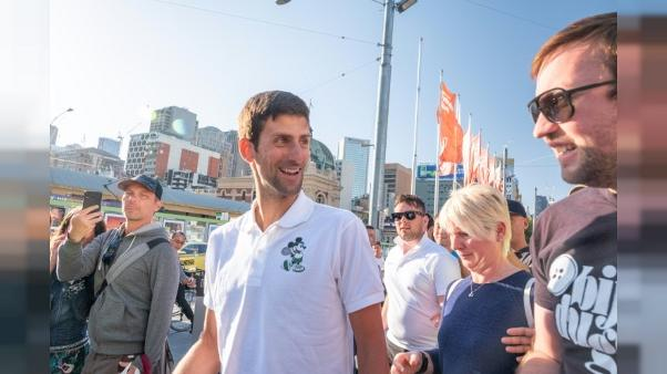 Open d'Australie: Djokovic et Nadal, têtes de série N.1 et N.2