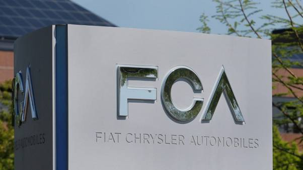 Fiat Chrysler to pay more than $700 million over U.S. diesel emissions claims -sources