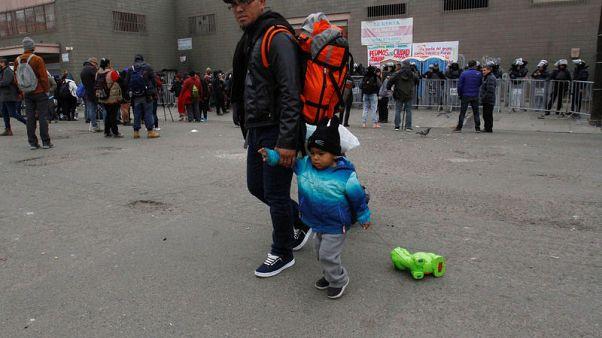 Mexico prepares for arrival of next Central American migrant caravan