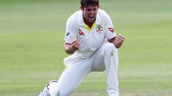 Mitchell Marsh sidelined with stomach issue, Turner in as cover