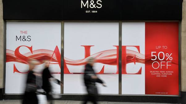 M&S faces long road to recovery as Christmas sales fall