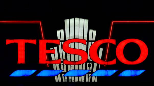 Tesco outperforms market with 2.2 percent rise in Christmas sales