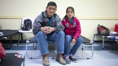 Poussés par la faim et la peur, des migrants rêvent d'un avenir aux Etats-Unis