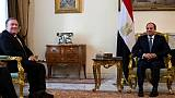 Egypte: Mike Pompeo rencontre le président Sissi