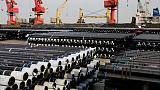 China Dec export growth seen cooling again, import pace seen faster - Reuters poll