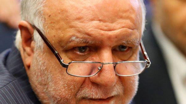 """وزير النفط: إيران لن تمتثل للعقوبات الأمريكية """"غير الشرعية"""""""