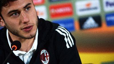 Calabria, il Milan vuole la Supercoppa