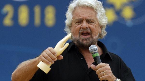 """Bufera contro il Grillo """"pro-vax"""""""