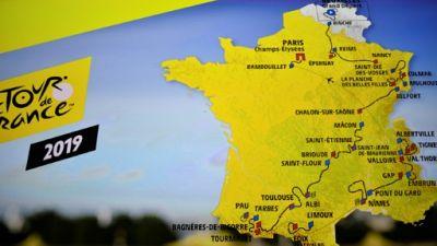 Tour de France 2019: le match pour les invitations reste ouvert