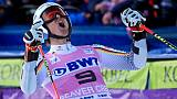 Ski dopage: Stefan Luitz disqualifié de sa victoire au géant de Beaver Creek