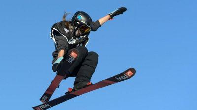 Les Bleus du blanc: le slopestyle à domicile à Font-Romeu