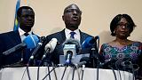 Congo presidential loser rejects surprise result as 'coup'