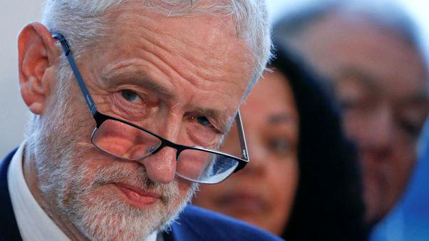 كوربين: الانتخابات لها أولوية على استفتاء الانسحاب البريطاني من الاتحاد الأوروبي
