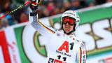 Germany's Luitz stripped of Beaver Creek win over oxygen use