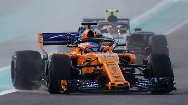 McLaren appoint ex-Porsche boss as F1 managing director