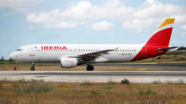 Spain says Iberia meets EU airline rules in case of no-deal Brexit