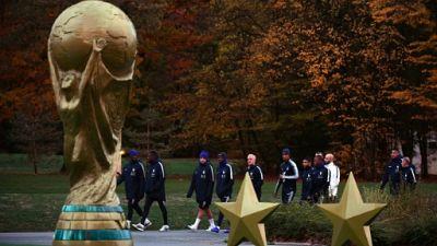Les Bleus de Deschamps en match amical le 2 juin à Nantes
