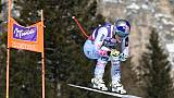 Ski: la descente dames de St. Anton reprogrammée à Cortina d'Ampezzo