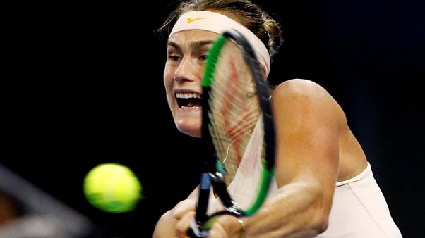 Fearless Sabalenka is title threat, says Evert