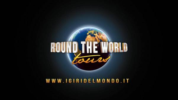 "Ad americani marchio ""Around the World"""