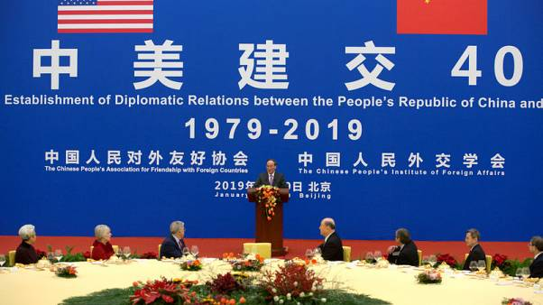 China vice president urges dialogue for stable China-U.S. ties - Xinhua