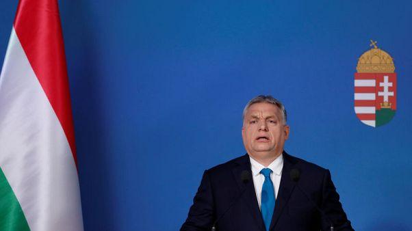رئيس وزراء المجر يطرح تشكيل تحالف مناهض للهجرة ضد فرنسا وألمانيا